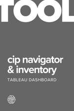 Interactive Tool: CIP Navigator & Program Inventory