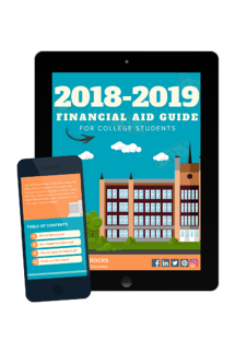 2018-2019 Financial Aid Guide for Students