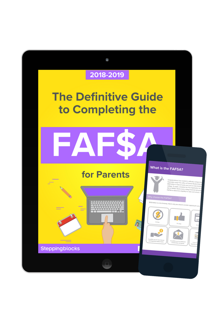 2018-2019 FASFA Guide for Parents